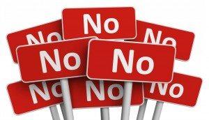 """lezioni di autostima:IMPARIAMO A DIRE """"NO"""""""